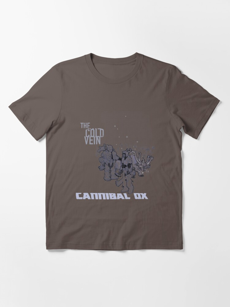 Alternate view of Cannibal Ox Cold Vein Essential T-Shirt