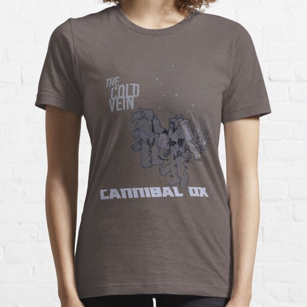 Cannibal Ox Cold Vein Essential T-Shirt
