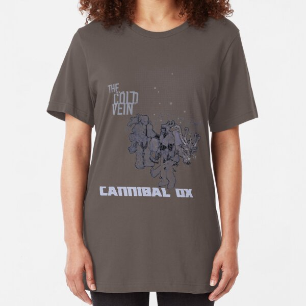 Cannibal Ox Cold Vein Slim Fit T-Shirt