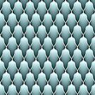Blue Steel Scallops by Eric Pauker