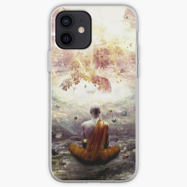 Nature And Time iPhone Soft Case