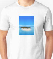 Bacardi Island in Samana Bay, Dominican republic T-Shirt
