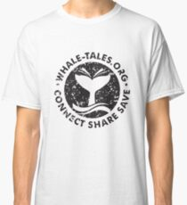 Whale Tales Logo Classic T-Shirt