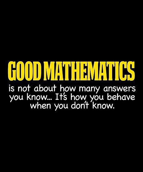 Lustige Mathe-Geschenke Mathe-Lehrer-Geschenk-gute Mathematik von drwigglebutts