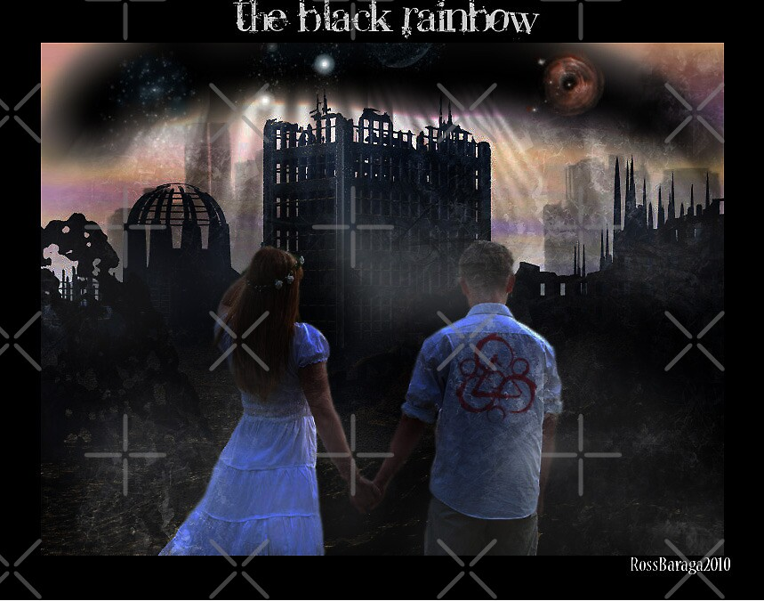 The Black Rainbow by Ross Baraga