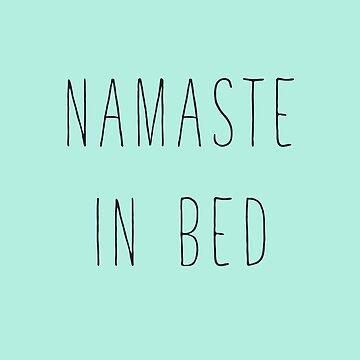Namaste in Bed by SterlingTales