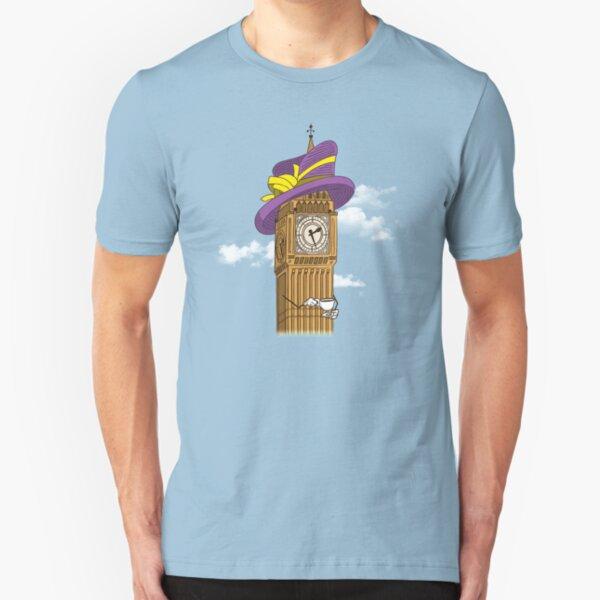 Elizabeth Tower Slim Fit T-Shirt