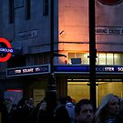 London by Darren Glendinning