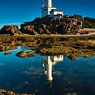 Point Lonsdale Lighthouse by Jason Green