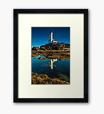 Point Lonsdale Lighthouse Framed Print