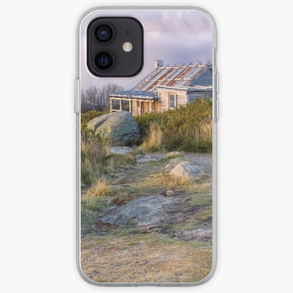 Late Afternoon at Craig's Hut, Victoria iPhone Soft Case