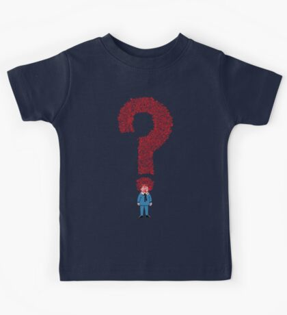 Question Boy Kids Clothes