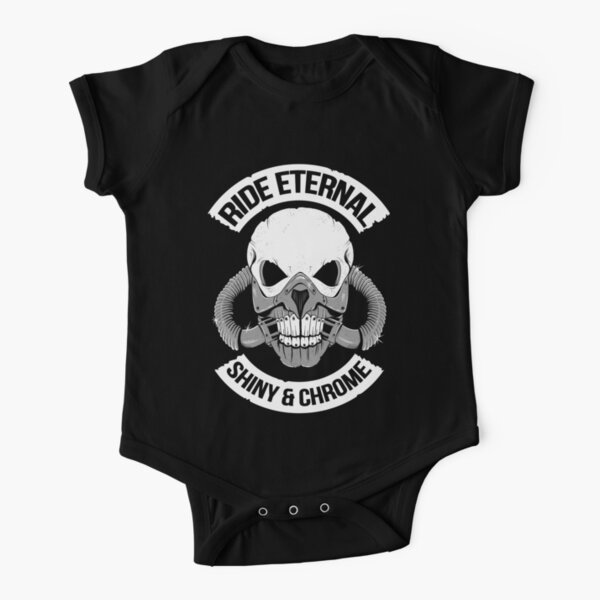 Ride Eternal Short Sleeve Baby One-Piece