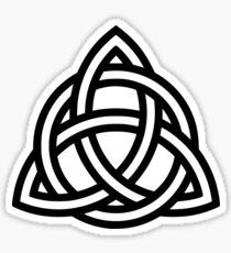 Pegatina nudo celta