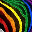 Zebra Pride by technoqueer