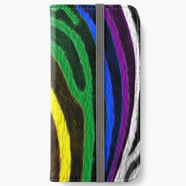 Zebra Pride iPhone Wallet