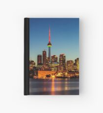 Toronto Skyline 3 Hardcover Journal