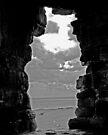 A View from Dunstanburgh Castle by Ryan Davison Crisp