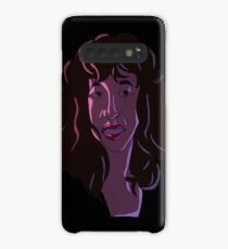 Sandra Oh Painting Case/Skin for Samsung Galaxy