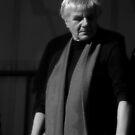 Socialist Choir Singer by Andrew  Makowiecki