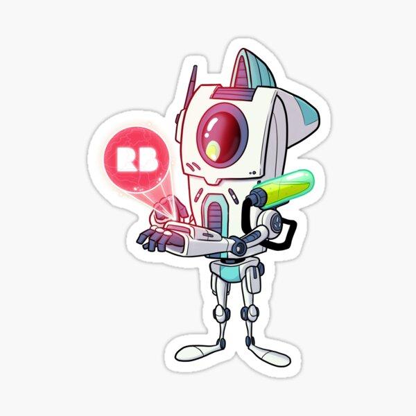 Équipe Web Redbubble Sticker