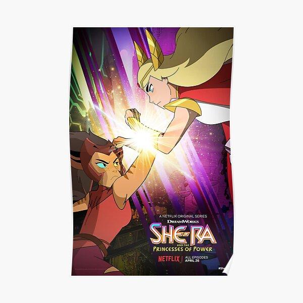 Catra & Adora | She-Ra and the Princesses of Power Poster