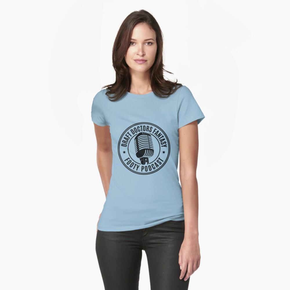 Logo shirt Fitted T-Shirt