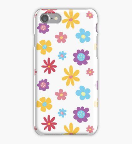 Funky Flowers iPhone Case/Skin