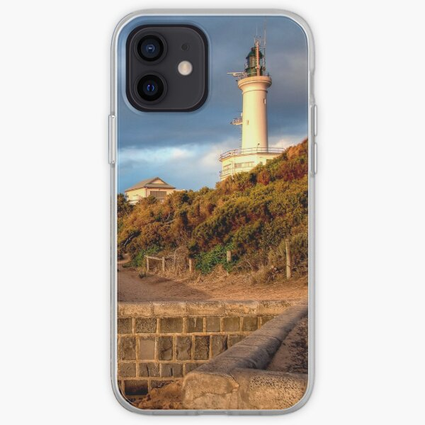 Early Morning at Point Lonsdale, Victoria iPhone Soft Case