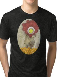The Birth of Kublai Khan Tri-blend T-Shirt