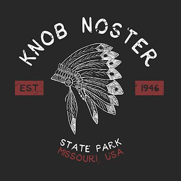 Knob Noster State Park Missouri Souvenirs by fuller-factory