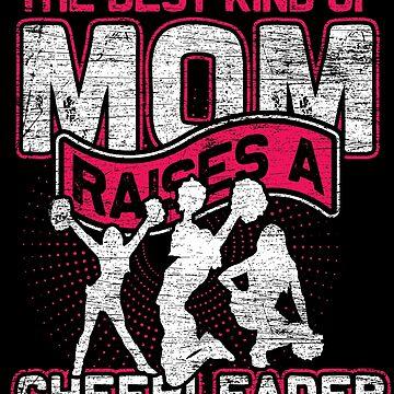 Cheerleading mother by GeschenkIdee