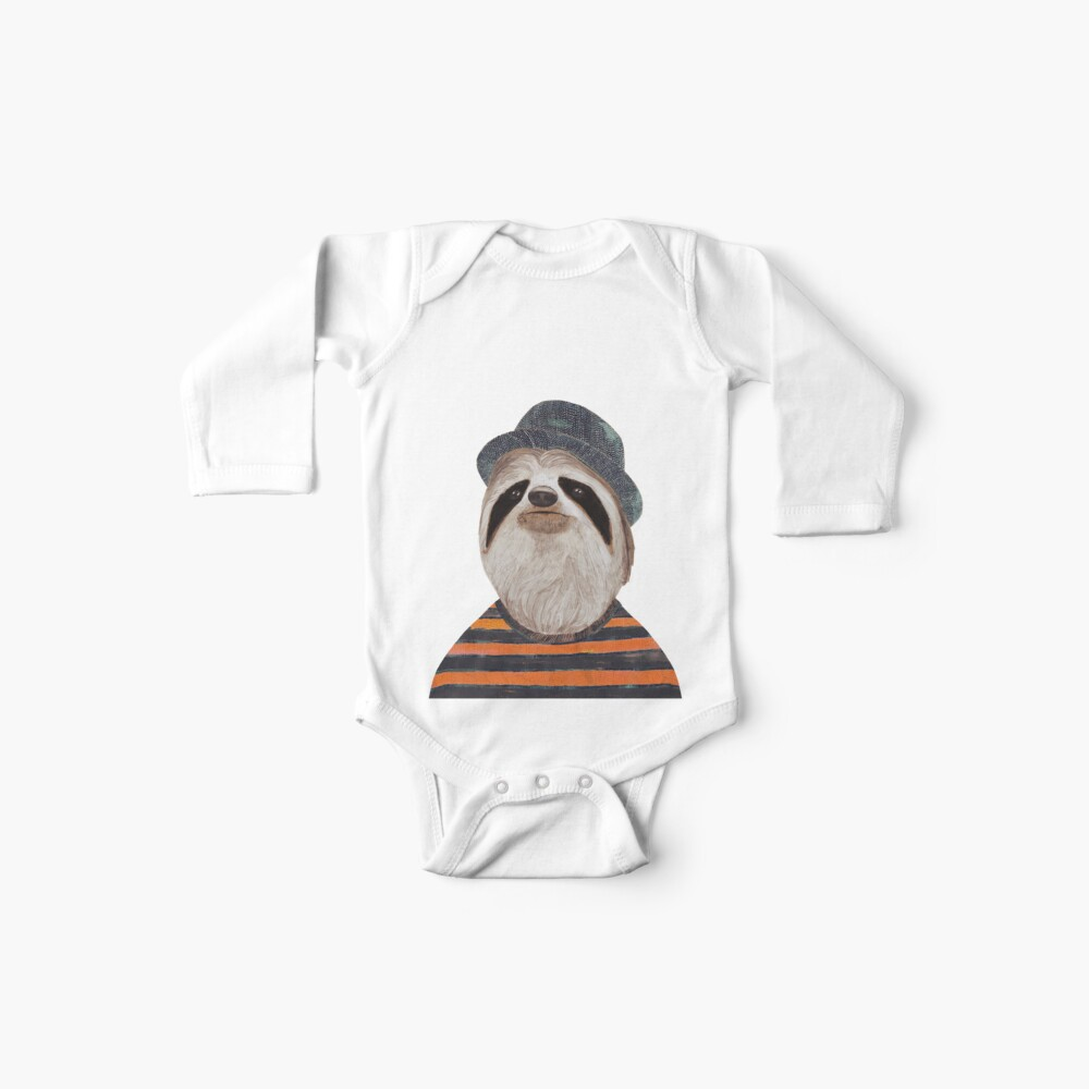 Sloth Baby One-Piece