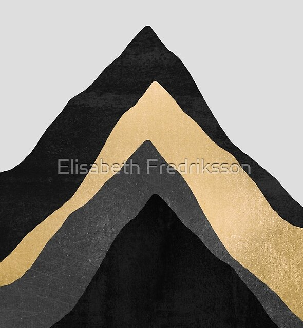 Mountains by Elisabeth Fredriksson