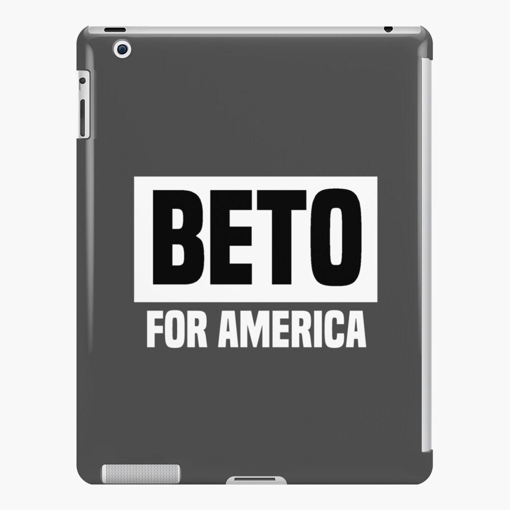 Política Beto Mexicana Política 2020 Funda y vinilo para iPad
