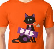 Splatoon SquidForce Splatfest Cat Tee Unisex T-Shirt