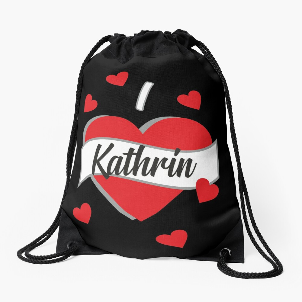 I Love Kathrin Turnbeutel