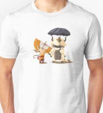 Camiseta unisex Avatar Totoro