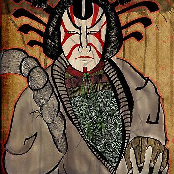 Kabuki by tagakain
