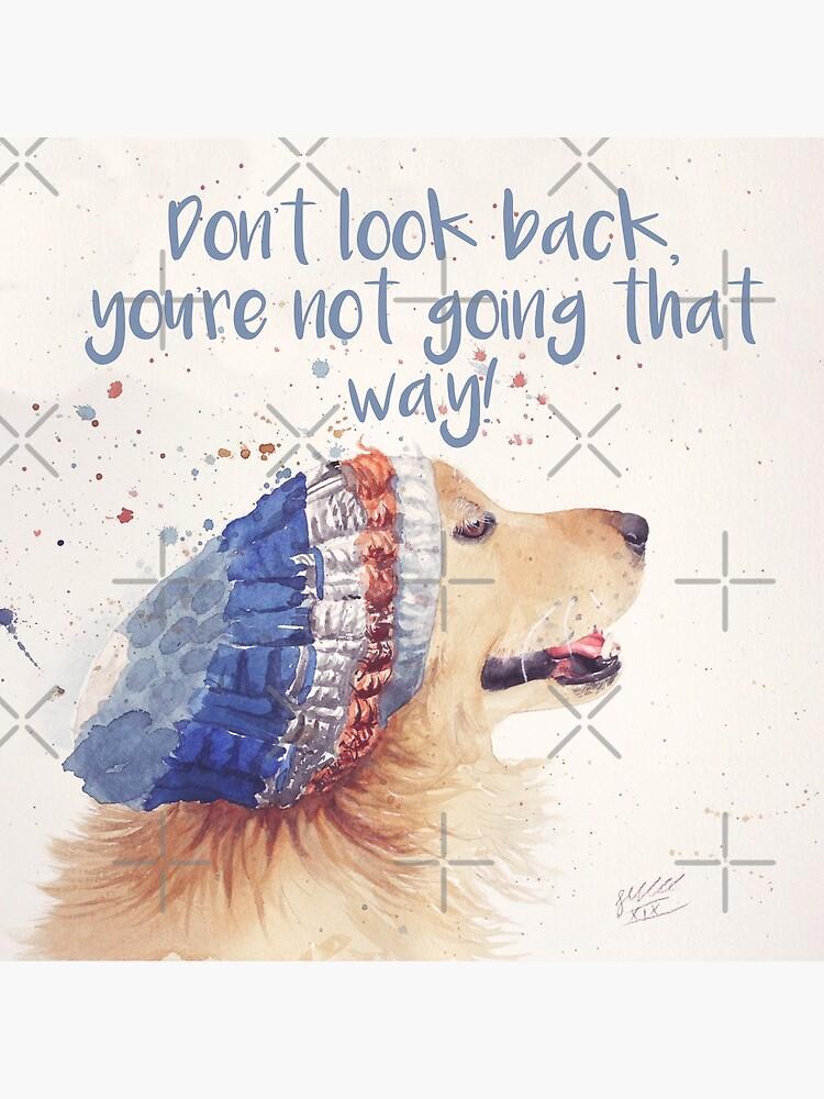 Don't Look Back by Artsez