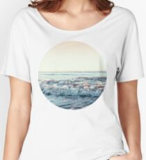 Pacific Ocean Women's Relaxed Fit T-Shirt