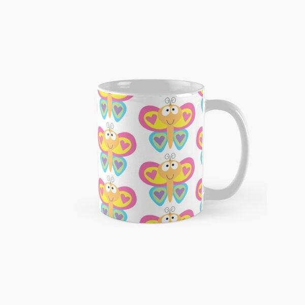 Happy Butterfly Classic Mug