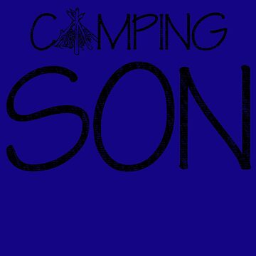 Camping Son by daviduy