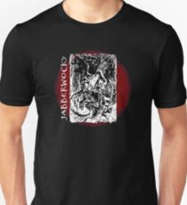 Jabberwocky - Through The Looking Glass Unisex T-Shirt