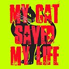 My Cat Saved My Life by EvePenman