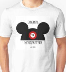 Original Mouseketeer Unisex T-Shirt