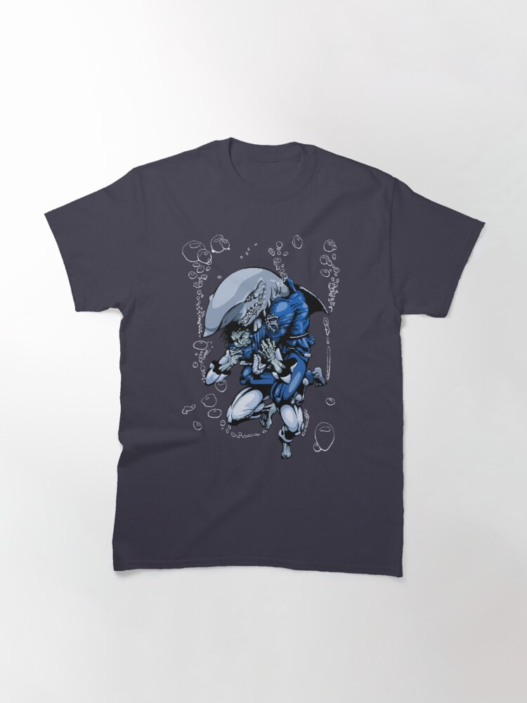 Alternate view of The Ground is My Ocean II Classic T-Shirt