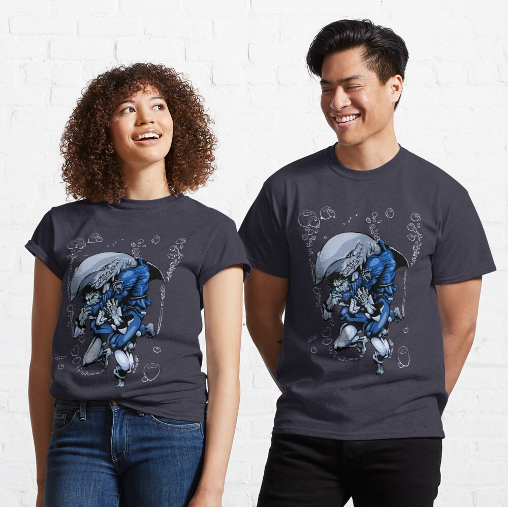 The Ground is My Ocean II Classic T-Shirt