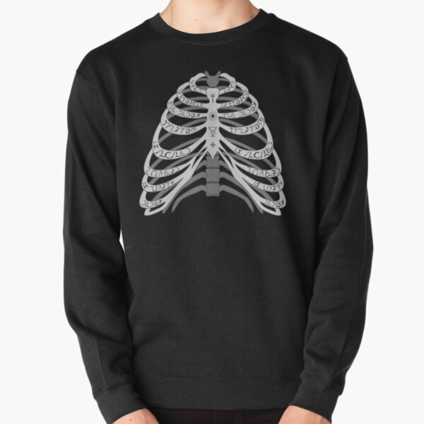 The Bones of a Winchester Pullover Sweatshirt