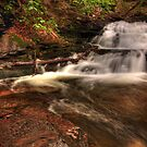 Tiered Cascade by Aaron Campbell